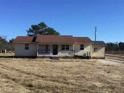 Harvest Single Family Home For Sale: 3155 Old Railroad Road