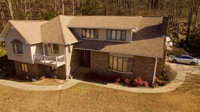 Guntersville Single Family Home For Sale: 2401 Wyeth Drive