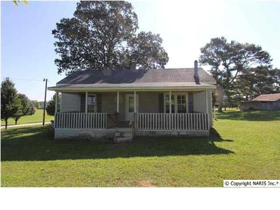 Madison County, Limestone County Single Family Home For Sale: 27362 Salem Minor Hill Road