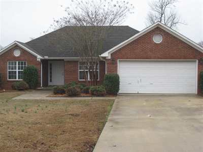 Harvest Single Family Home For Sale: 15158 Knoll Drive
