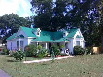 Gaylesville Single Family Home For Sale: 5305 Main Street