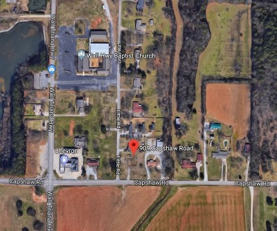 Madison Residential Lots & Land For Sale: 909 Capshaw Road