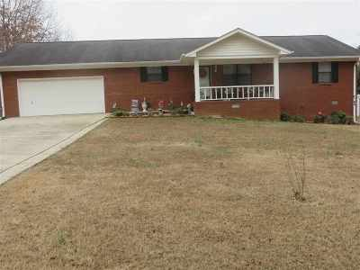 Scottsboro Single Family Home For Sale: 103 Chappell Street