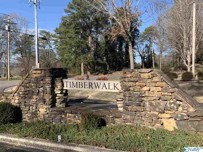 Guntersville Residential Lots & Land For Sale: 52 Timberwalk Drive