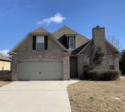 Harvest Single Family Home For Sale: 15844 Coldwater Drive