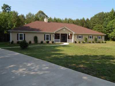 Guntersville Single Family Home For Sale: 505 Gross Road