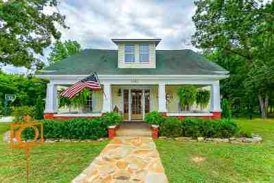 Single Family Home For Sale: 1962 Joe Quick Road