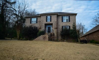 Huntsville Single Family Home For Sale: 4012 Heatherhill Drive