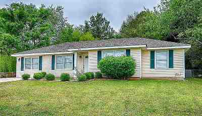Single Family Home For Sale: 801 Shelton Road
