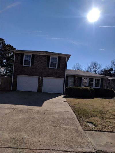 Huntsville Single Family Home For Sale: 632 Versailles Drive