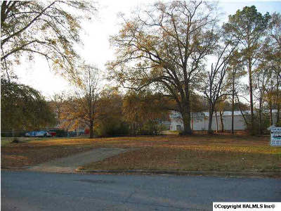 Guntersville Residential Lots & Land For Sale: 1400 Rayburn Avenue