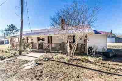 Marshall County Single Family Home For Sale: 1603 Hog Jaw Road