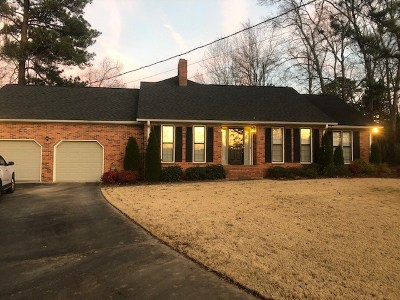 Decatur Single Family Home For Sale: 1003 Forest Place SW