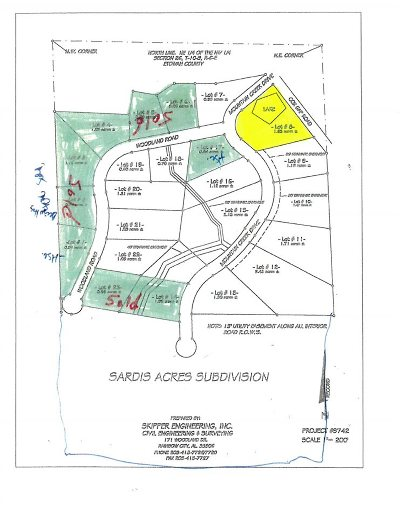 Boaz Residential Lots & Land For Sale: Lot 8 Mountain Creek Drive