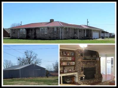 Marshall County, Jackson County Single Family Home For Sale: 91 Irvin Road