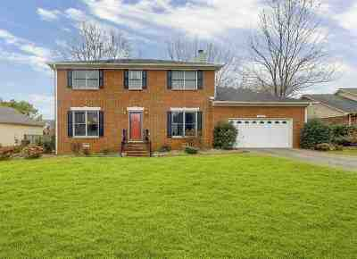 Single Family Home For Sale: 10015 Willow Cove Road
