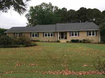 Athens Single Family Home For Sale: 601 Norton Drive