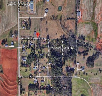 Madison Residential Lots & Land For Sale: Mockingbird Lane