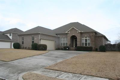 Owens Cross Roads Single Family Home For Sale: 7511 Parktrace Lane