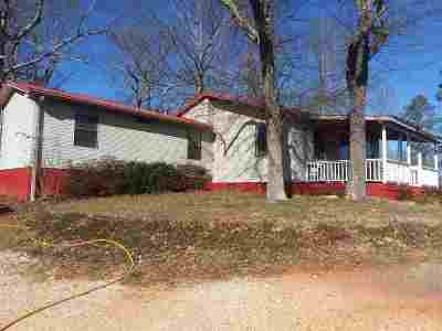 Dekalb County, Marshall County Mobile Home For Sale: 110 County Road 481