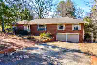 Single Family Home For Sale: 326 Old Six Mile Road