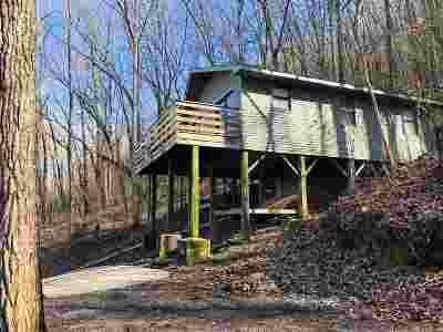 Marshall County, Jackson County Single Family Home For Sale: 180 Shin Point Road