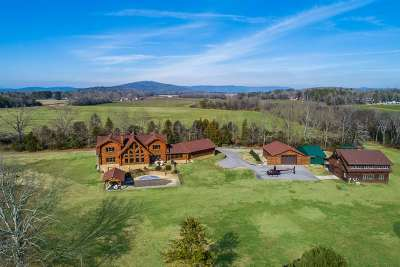 Single Family Home For Sale: 424 Paint Rock Road