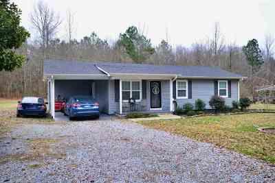 Hartselle Single Family Home For Sale: 110 Douglas Street