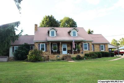 Cedar Bluff Single Family Home For Sale: 2575 County Road 58