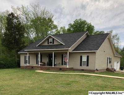 Hokes Bluff Single Family Home For Sale: 3346 Appalachian Highway