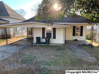 Marshall County, Jackson County Multi Family Home For Sale: 245 Hill Avenue