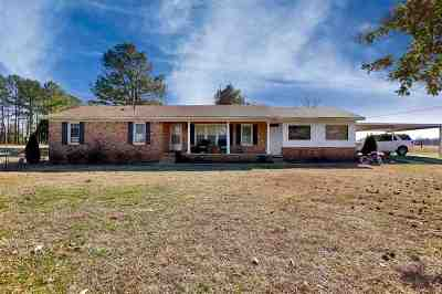 Hazel Green Single Family Home For Sale: 846 Ready Section Road