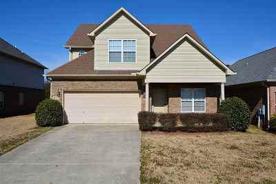 Madison Single Family Home For Sale: 4028 Windswept Drive