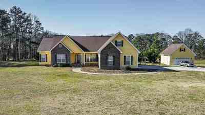 Single Family Home For Sale: 2623 County Road 215