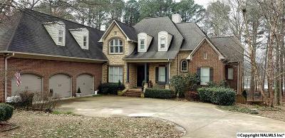 Scottsboro Single Family Home For Sale: 1827 Riverview Circle