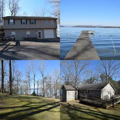 Marshall County, Jackson County Single Family Home For Sale: 1177 Lakeshore Drive
