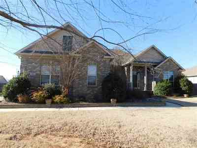 Madison Single Family Home For Sale: 388 Weatherford Drive