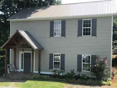 Marshall County, Jackson County Single Family Home For Sale: 2009 Worth Street