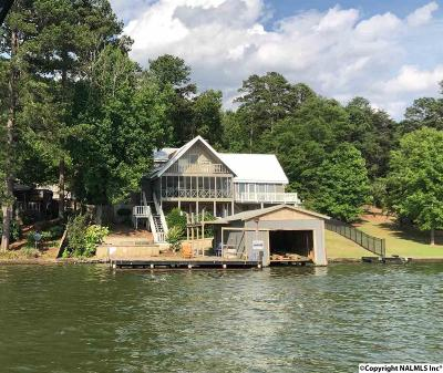 Cedar Bluff Single Family Home For Sale: 165 County Road 413
