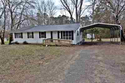 Marshall County, Jackson County Single Family Home For Sale: 2248 County Road 92