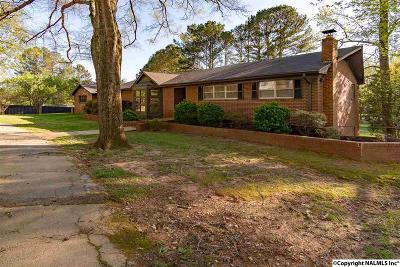 Madison County Single Family Home For Sale: 356 Williams And Broad Drive