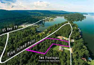 Marshall County, Jackson County Residential Lots & Land For Sale: Pine Island Point