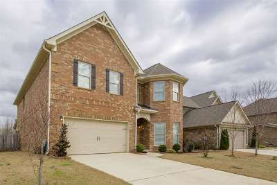 Huntsville Single Family Home For Sale: 120 Wolf Creek Trail
