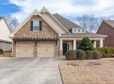 Owens Cross Roads Single Family Home For Sale: 2909 Blossom Park Drive