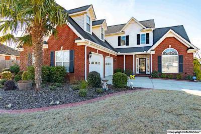 Hartselle Single Family Home For Sale: 1103 Blackbriar Circle