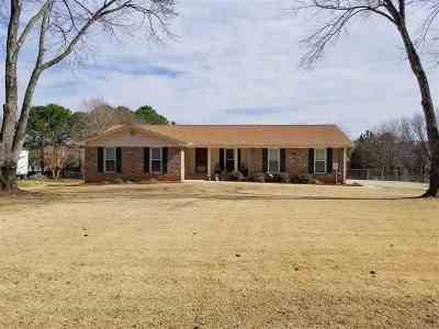 Madison AL Single Family Home For Sale: $189,900