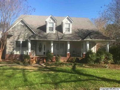 Hartselle Single Family Home For Sale: 902 SW Rice Road