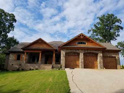 Muscle Shoals AL Single Family Home For Sale: $839,900