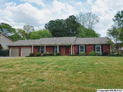 Decatur Single Family Home For Sale: 1706 Eastwood Drive