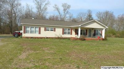 Boaz Single Family Home For Sale: 1548 County Road 380
